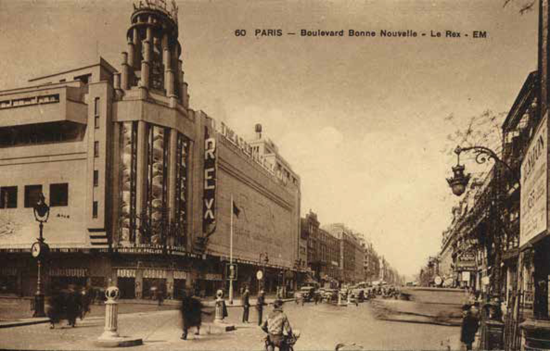Picture of the Grand Rex 1